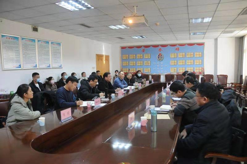 河南省钢制办公家具产品质量监督检验 中心(洛阳)通过省市场监管局验收